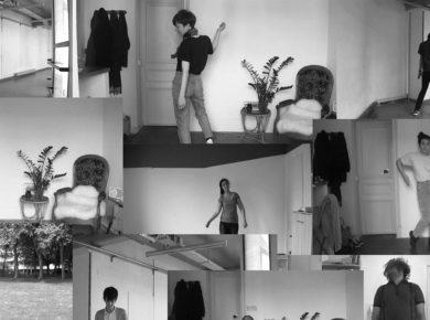Attitudes / Lina Schlageter et Zoé Philibert ©DR
